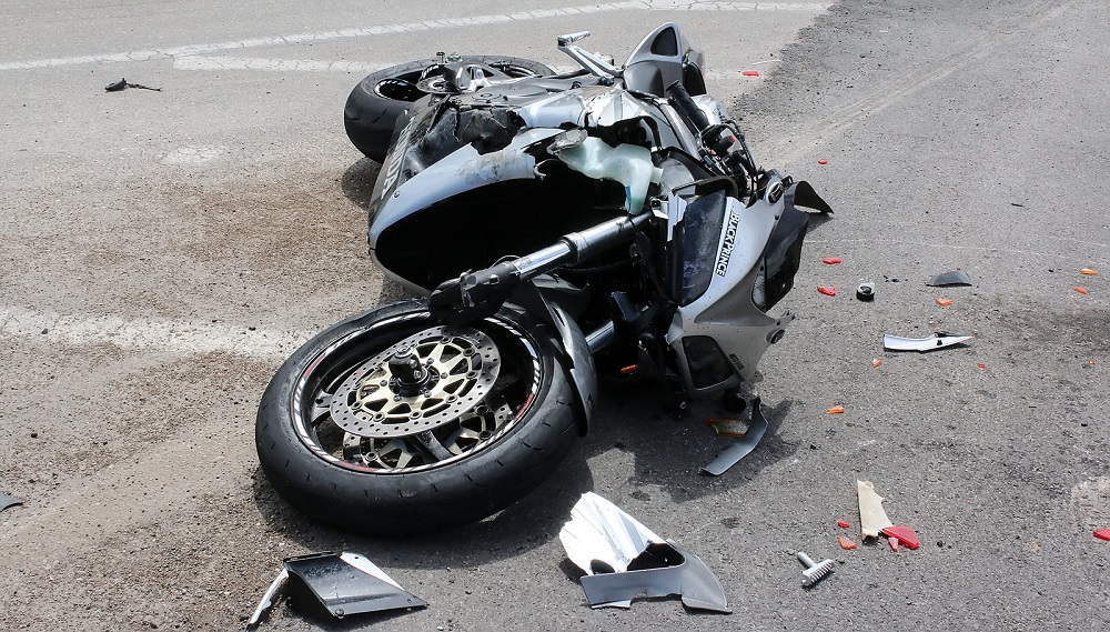 common causes of a motorcycle accident